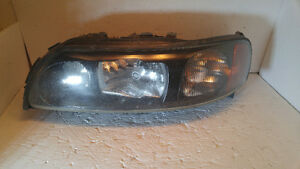 VOLVO S60 2001 2002 2003 2004 LUMIERE GAUCHE OEM LEFT HEADLAMP