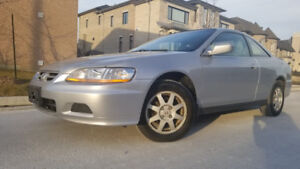 $2500  - 2002 HONDA ACCORD COUPE SPECIAL EDITION!!