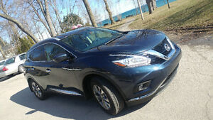 2016 Nissan Murano certified/e-tested