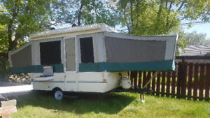 1998 Tent Trailer in Very Good Condition
