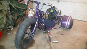 Three wheel drifter sold