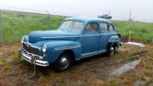 1948 Mercury 8  GREAT CONDITION to restore