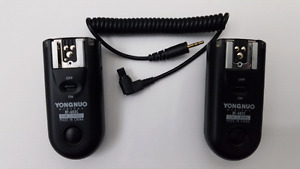 Yongnuo RF-603C Remote shutter for Canon