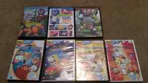 Toopy and Binoo and Backyardigans DVDs in excellent condition