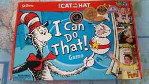 The Cat in the Hat - I can do That!  Game