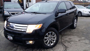2008 Ford Edge Limited SUV, Crossover - LEATHER! PANO ROOF!