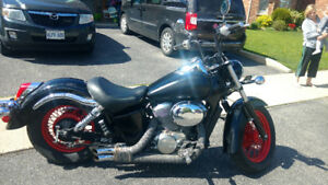 2000 Honda Shadow 750