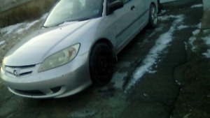 2005 civic for sale or trade