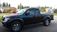2010 Nissan Frontier PRO-4X king cab Pickup Truck