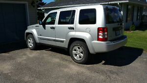 2010 Jeep Liberty Sport SUV, Crossover Peterborough Peterborough Area image 6