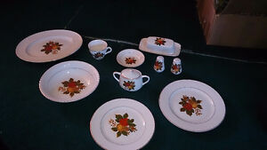 Wedgwood English Harvest China Dinnerware