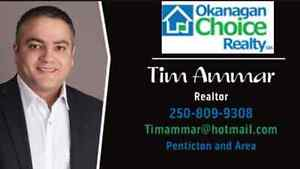 New Realtor in Penticton BC and area