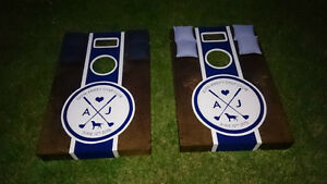 Hand Painted Beanbag Toss Game Kitchener / Waterloo Kitchener Area image 2