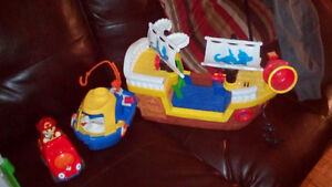 my Little people home/ship/boat/farm/etc London Ontario image 2