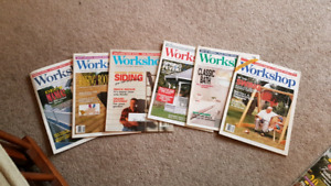 Workshop magazines