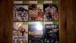 Xbox 360 Game Collection de Jeux