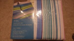 Twin Duvet Cover with pillow case