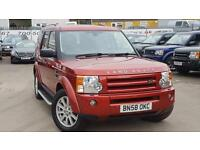 2008 LAND ROVER DISCOVERY 3 TDV6 SE LOVELY LOOKING VERY WELL SPECIFIED FSH