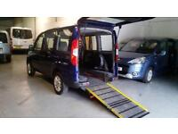 2010 Fiat Doblo Dynamic Wheelchair Accessible Vehicle Disabled Access Car