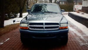 Pick up 4X4 A-1 Dodge Dakota 2004 165000km