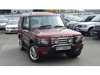 2001 LAND ROVER DISCOVERY TD5 ES GOOD LOOKING VEHICLE JUST 2 FORMER KEEPERS