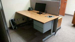 IKEA DESKS with two drawers