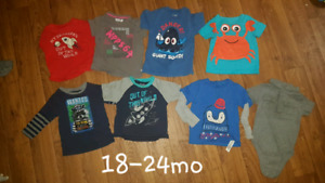 18-24 mo Clothing Lot