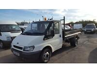 2006 Ford Transit Tipper