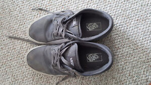 VANS shoes in excellent condition.