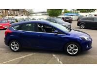 2014 Ford Focus 1.6 125 Zetec Powershift Automatic Petrol Hatchback