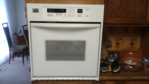 Wall Oven for sale!