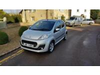 2012 (62) Peugeot 107 1.0 12v Allure 5 door 2 owners immaculate