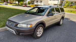 2005 Volvo XC70 FWD w/Winter mode