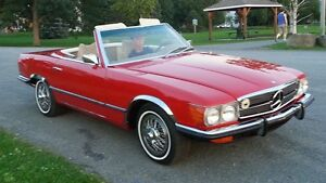 1973 Mercedes-Benz - Convertible