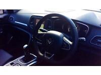 2016 Renault Megane Hatch 1.6 dCi Signature Nav 5dr Manual Diesel Hatchback
