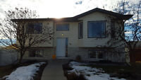 Beautiful updated Strathmore home, only 25 mins east of Calgary!