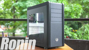 BITFENIX RONIN TOWER CASE IN EXCELLENT CONDITION