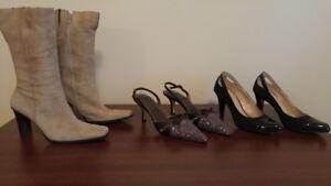 Bottes et chaussures NEUVES