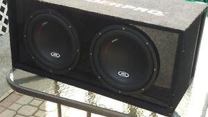 thunderpro 12 inch sub woofer for car