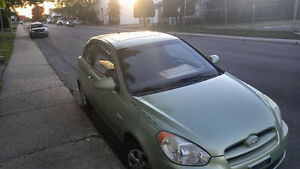 2007 Hyundai Accent GS w/Sport Pkg Coupe