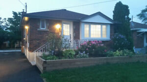 WOW!!  Newly Renovated Main Floor House 3 BR Hamilton Mountain