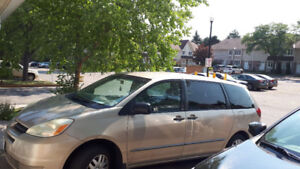 Toyota Sienna 2005-Price is firm