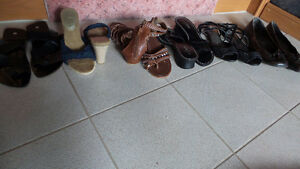 $10.00 for 6 pairs of shoes!