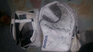 Reebok P3 goalie gloves