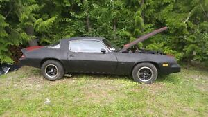 1981 Camaro Berlinetta FOR SALE OBO