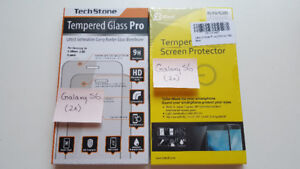 Brand New: Samsung Galaxy S6 Tempered Glass Screen Protector
