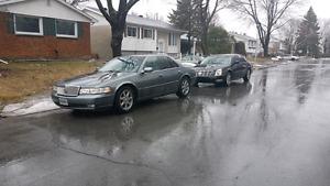 Cadillac 2003 sts & Cadillac Dts 2006