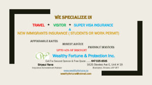 Keep Yourself & Your Family Protected. Buy Visitors Insurance
