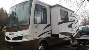 28 ft Class A Newmar Motorhome with 2 slides