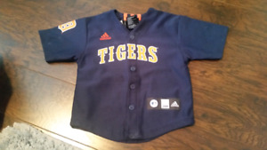 Toddler Tigers Jersey